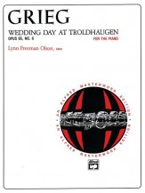 Wedding Day At Troldhaugen Op 65 #6