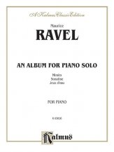 An Album For Piano Solos