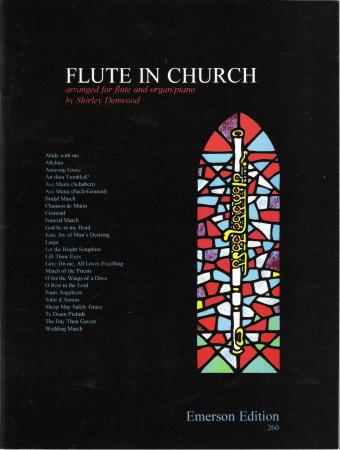 FLUTE IN CHURCH