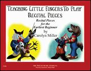 Teaching Little Fingers To Play Recital