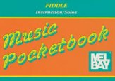 Music Pocketbook For Fiddle