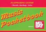 Music Pocketbook For Flatpicking Guitar