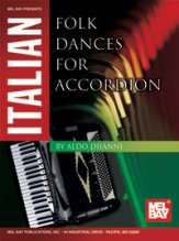 Folk Dances For Accordion
