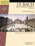 First Lessons In Bach (Bk/Cd)