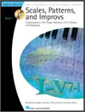 Scales Patterns and Improvs Bk/CD