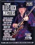 The Blues-Rock Masters (Bk/Cd)
