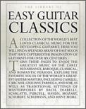 Library of Easy Guitar Classics, The