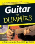 Guitar For Dummies (Bk/Cd)
