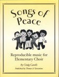 Songs of Peace (Bk/Cd)