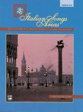 26 ITALIAN SONGS AND ARIAS (BK/CD)