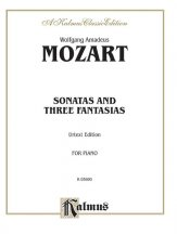 Sonatas and Three Fantasias