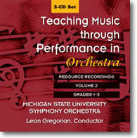Teaching Music Through Perf/Orch V2cd