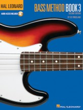 Hal Leonard Bass Method Bk 3 (Bk/Cd)