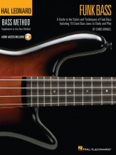 Funk Bass (Bk/Cd)