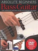 Absolute Beginners Bass Guitar (Bk/Dvd)