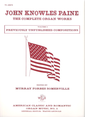 COMPLETE ORGAN WORKS VOL 2