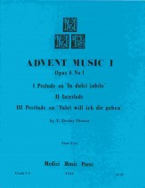 Advent Music 1 Op 8 #1