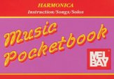 Music Pocketbook For Harmonica