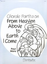 Chorale Partita On From Heaven Above To