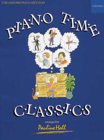 Piano time classics sheet music by pauline hall sku for Piano house classics