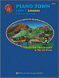 Piano Town Lessons Lev 1