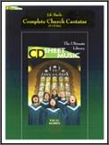 Bach Complete Church Cantatas, J S