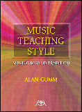 Music Teaching Style Moving Beyond Tradi