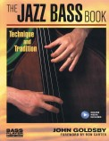 The Jazz Bass Book (Bk/Cd)