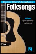 Folksongs (Guitar Chord Songbook)