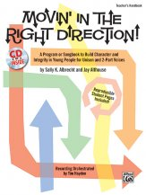 Movin' In The Right Direction (Bk/Cd)