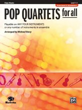 Pop Quartets For All Rev Ed (Flute)
