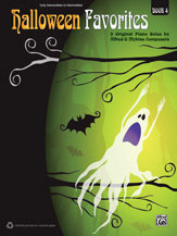 Halloween Favorites Bk 4