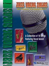 Jazz Vocal Solos (Vocalist W/Combo)