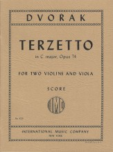 Terzetto C Major Op 74 (2vn/Va)-Miniscor