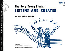 Very Young Pianist Listens & Creates 2