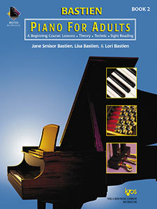 Piano For Adults Bk 2