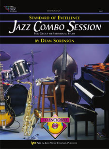 Jazz Combo Session (Bk/Cd)