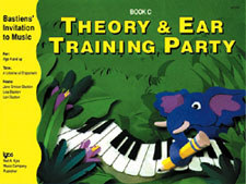Theory & Ear Training Party Bk C