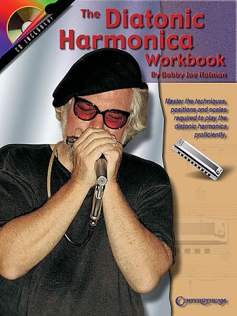 Diatonic Harmonica Workbookthe (Bk/Cd)
