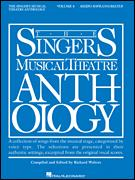 SINGER'S MUSICAL THEATRE ANTH MEZZ-SOP 4
