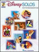 Disney Solos For Trombone/Baritone