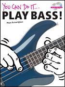 You Can Do It Play Bass (Bk/2 Cd's)