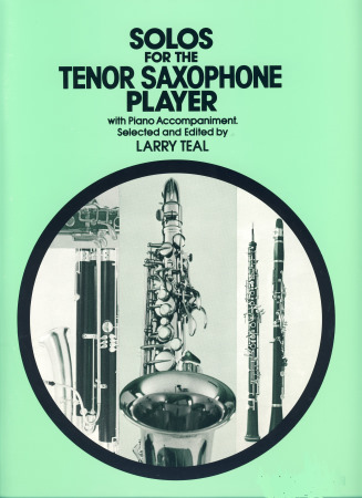 Solos For The Tenor Sax Player