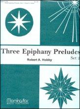 THREE EPIPHANY PRELUDES SET 2