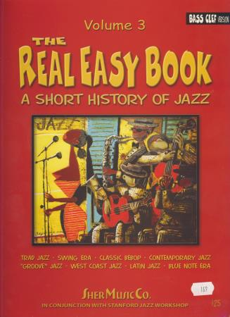 Real Easy Book Vol 3-Bass Clef Edition,