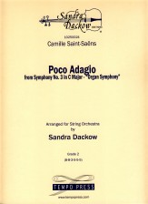 Poco Adagio From Symphony #3 In C
