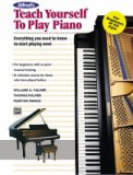 Teach Yourself To Play Piano (Bk/Cd)