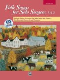 Folk Songs For Solo Singers V 2