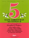 Five Easy Christmas Settings II