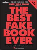 "The Best Fake Book Ever 4Th Ed ""C"""
